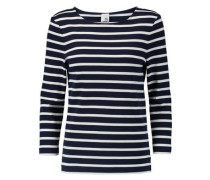Madeline Breton striped cotton top