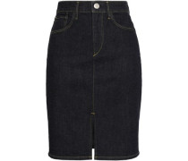 Denim Skirt Dark Denim