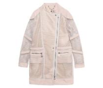 Dunstable tech-mesh coat