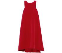 Ruffled cady mini dress