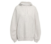 Cashmere Hooded Sweater Light Gray