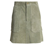 Mini Skirt Grey Green