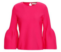 Wool-blend Sweater Fuchsia