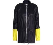 Two-tone shell jacket
