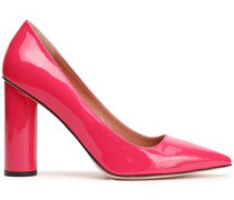 Patent-leather Pumps Fuchsia