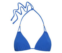 Triangle Bikini Top Royal Blue