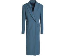 Wool Coat Storm Blue