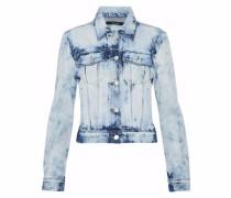 Harlow bleached denim jacket