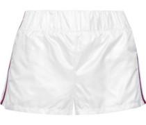 Shell Shorts White