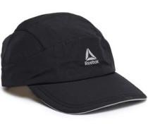 Printed Shell Baseball Cap Black Size ONESIZE
