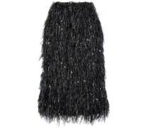 Tinsel Skirt Black