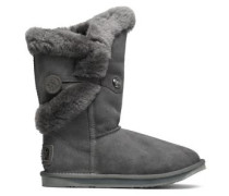 Shearling Boots Anthracite