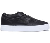 Satin Sneakers Charcoal