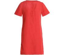 Modal-blend mini dress