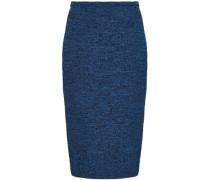 Stretch-ponte skirt