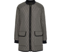 Rackham Quilted Shell Jacket Anthracite