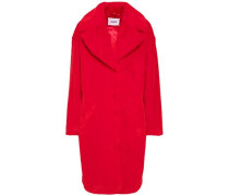Woman Camille Faux Fur Coat Red