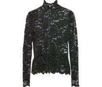 Flynn lace turtleneck top