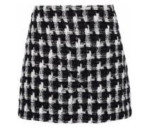 Elana bouclé-tweed mini skirt