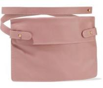 Pocket Leather Belt Bag Antique Rose Size --