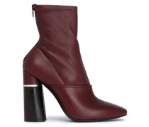 Kyoto leather ankle boots