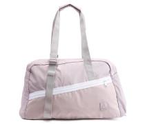 Shell And Mesh Gym Bag Lilac Size --