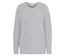 York open-knit wool-blend sweater