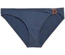 Edge Sharp Low-rise Bikini Briefs Navy