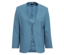 Lindrayia Stretch-wool Blazer Storm Blue