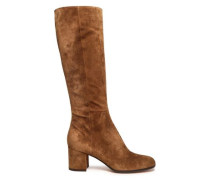 Milton Suede Boots Brown