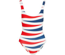 The Anne Marie color-block swimsuit