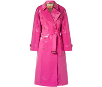 The Eastheath coated-cotton trench coat