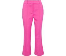 Woman Danit Neon Cady Kick-flare Pants Bright Pink