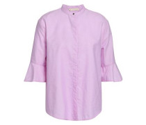 Charly Cotton-poplin Blouse Lilac