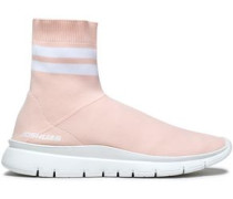 Knitted Sneakers Baby Pink