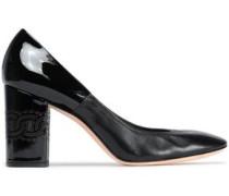 Patent-leather Pumps Black