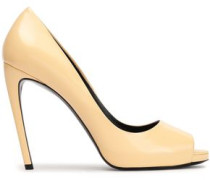 Satin Pumps Cream