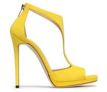 Lana suede platform sandals