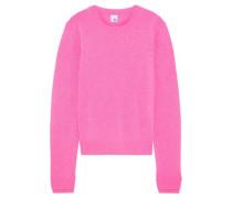 Lucia Mélange Cashmere Sweater Pink
