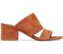 Charleen suede mules
