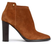 Hart Suede Ankle Boots Light Brown