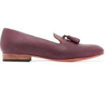 Gaston leather loafers