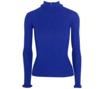Atena ribbed merino wool sweater