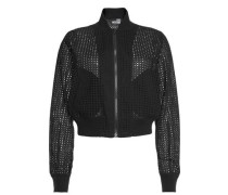 Broderie anglaise cotton jacket