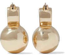 Woman Ambience Gold-tone Earrings Gold