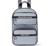 Reflective Shell Backpack Gray Size --