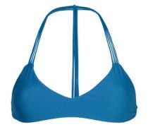 Strech-knit bikini top