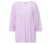 Woman Cashmere Sweater Lavender