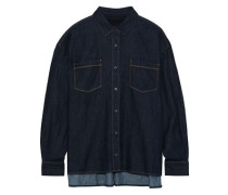 Joni Denim Shirt Dark Denim