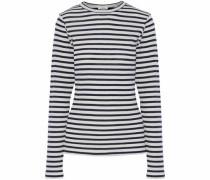 Valbonne striped wool top